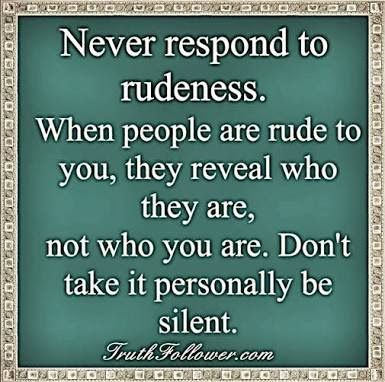 Short Rude Attitude Quotes for Rude Friend