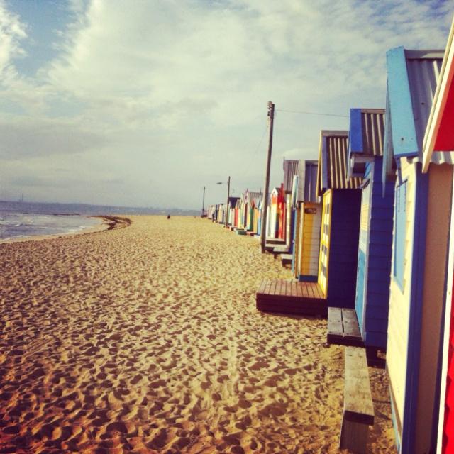 Brighton Beach Boxes #Melbourne #Australia