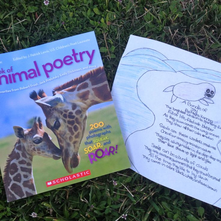 Poems about Animals and Pets