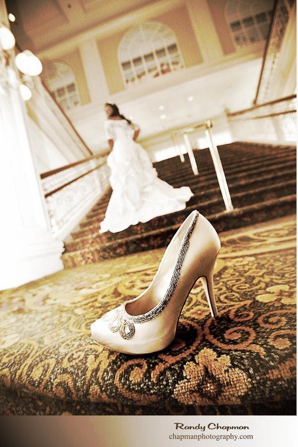 Walt #Disney World Wedding Photos: Jeanne + Sean