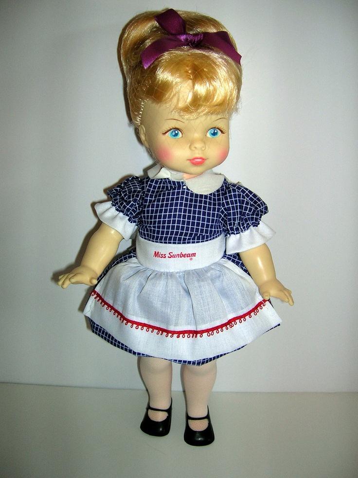 Vintage Little Miss Sunbeam doll | Dolls | Pinterest ...