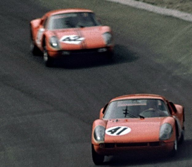 1000 km de paris 1965 start Image Speed