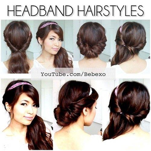 Tumblr hairstyles tutorial