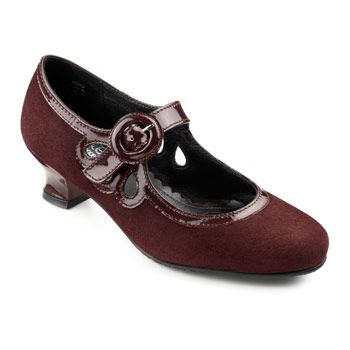 Image for Valetta Shoes from HotterUK