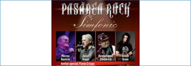 Pasărea Rock trece la Simfonic. Primul concert e la Ploiesti