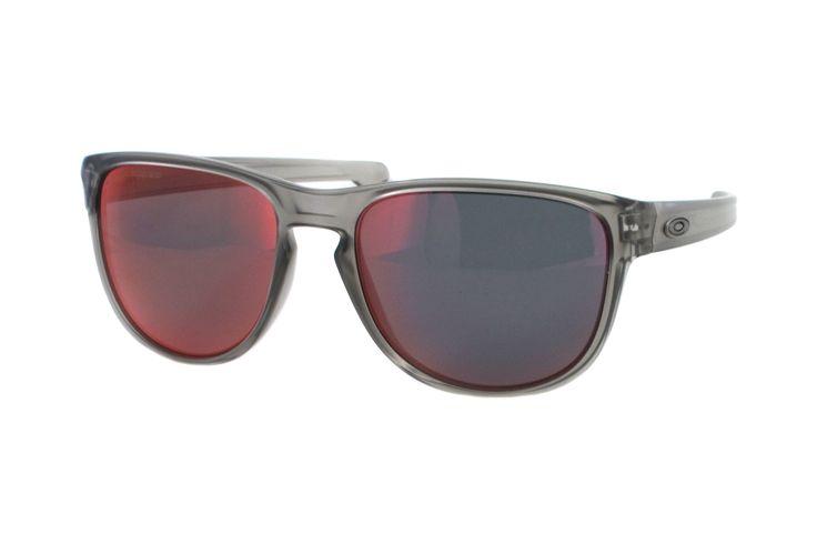 Oakley Silver R OO9342 03 Sonnenbrille in matte grey ink | Manche Sonnenbrillen schützen Ihre Augen, andere schützen Ihr Image. Oakley-Sonnenbrillen schützen Beides. Ein Stil für jeden Geschmack, mit der Technologie für jeden Bedarf. Sonnenbrillen für jede Situation.Gönnen Sie sich eine...