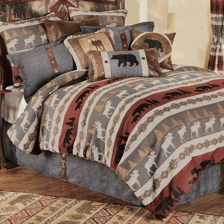 save on all rustic bedding and comforter sets at black forest decor your source for discount pricing on lodge bedding and bear bedding accessories