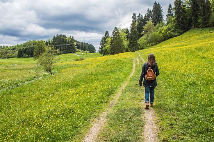 Wanderrouten in Oberstaufen im Allgäu