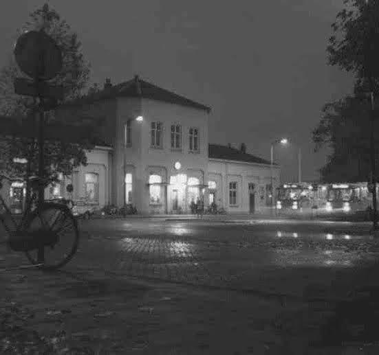 Hoogeveen het oude station