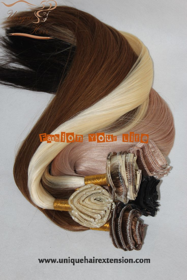 7 best clip hair extensions images on pinterest clip in hair clip in hair extensions manufacturer by qingdao unique hair products coltd pmusecretfo Image collections