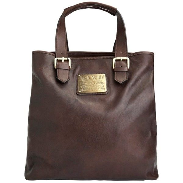 Jack Wills Winchester Tote found on Polyvore