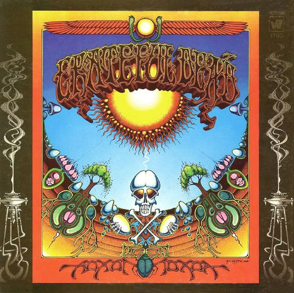 Grateful Dead* - Aoxomoxoa at Discogs