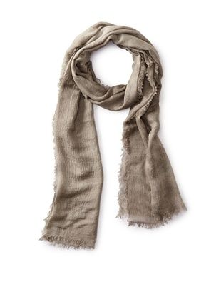 Lafayette 148 Women's Lightweight Piece-Dyed Silk Blend Scarf