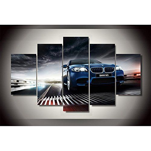 Premium Quality Canvas Printed Wall Art Poster 5 ...