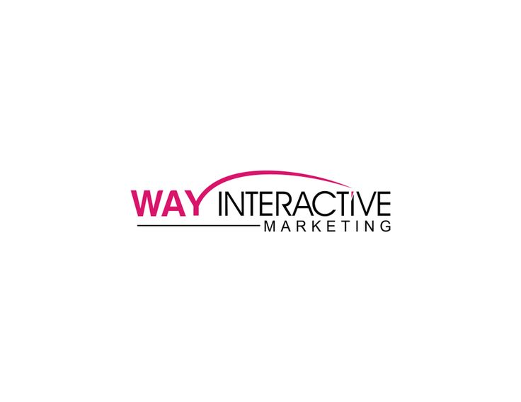 Create a fun logo for WAY INTERACTIVE MARKETING agency by rj_83