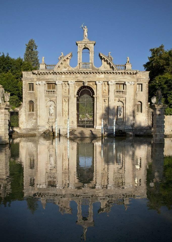 Villa Barbarigo Pizzoni Ardemani - Giardino di Valsanzibio - Galzignano Terme, Padova. Scopri di più http://www.aristonmolino.it/it/giardino-di-villa-barbarigo