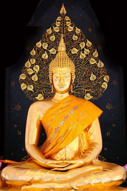 A DI DA PHAT BUDDHA THAILAND Golden Buddha 38 | Flickr: partage de photos!