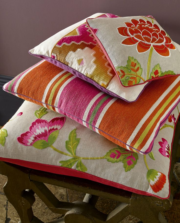 Manuel Canovas, New Collections available at James Brindley, www.jamesbrindley.com.