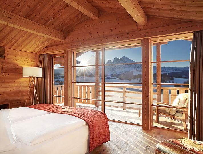 Adler Mountain Lodge Seiser Alm