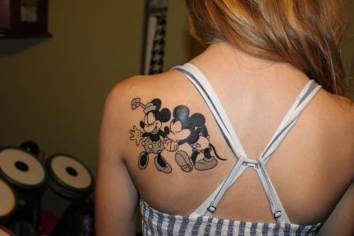 Old school Minnie tatoos - Google Search