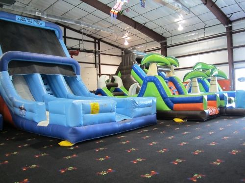 A Sample Bounce House Rental Business Plan Template