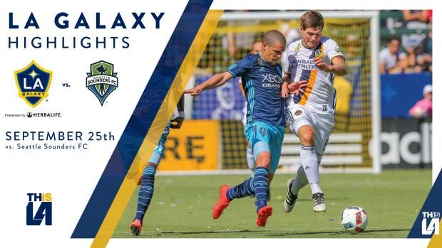 LA Galaxy lament big missed opportunity in surprise home loss to Seattle Sounders FC
