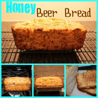 Honey Beer Bread- great with a hot bowl of soup