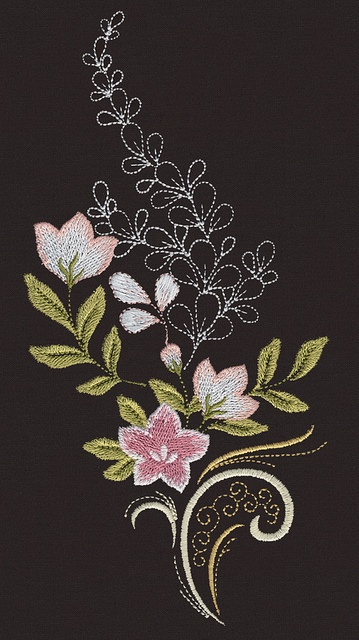 Machine embroidery by embroideryonline