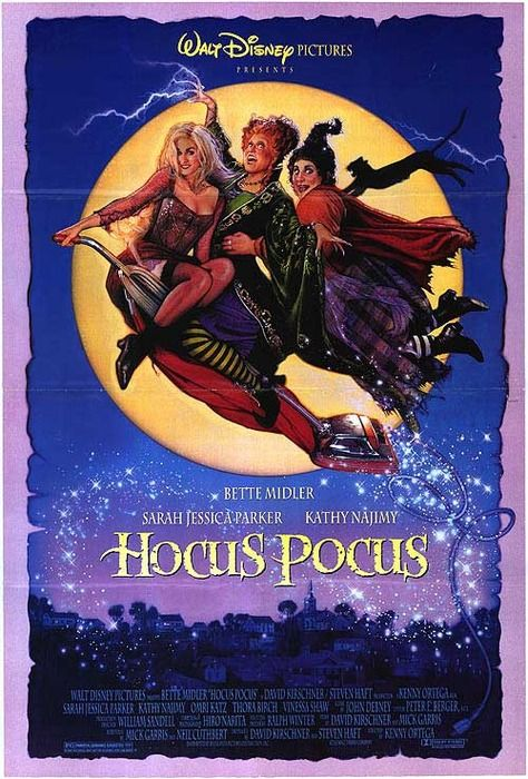 I put a spell on youuuu, and now your miiiine! My favourite Halloween movie of all time! I watch this, without fail, every October - Halloween just wouldn't be the same to m without it. #Halloween #movies #Hocus_Pocus #retro #nostalgia #childhood #1990s