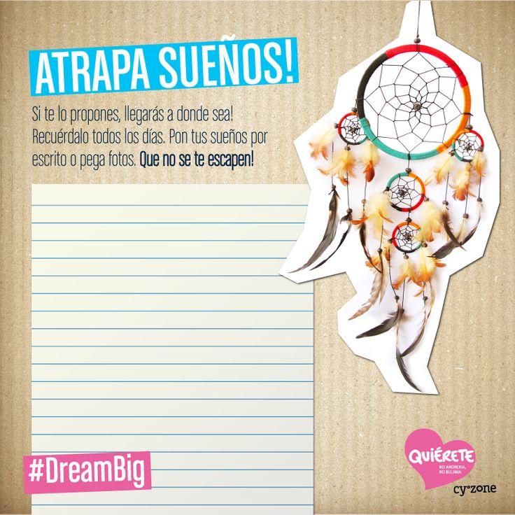 Soñar no cuesta nada!  #Quiérete #Cyzone