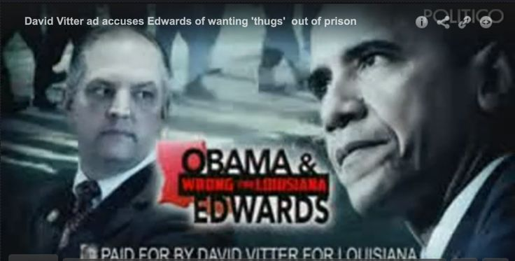 Exclusive: John Bel Edwards Responds To David Vitter's Incendiary New Ad