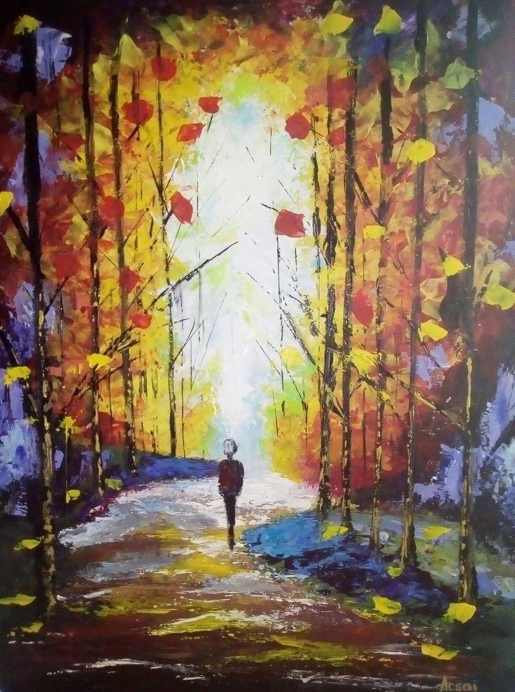 Anna Acsai - paintings for sale