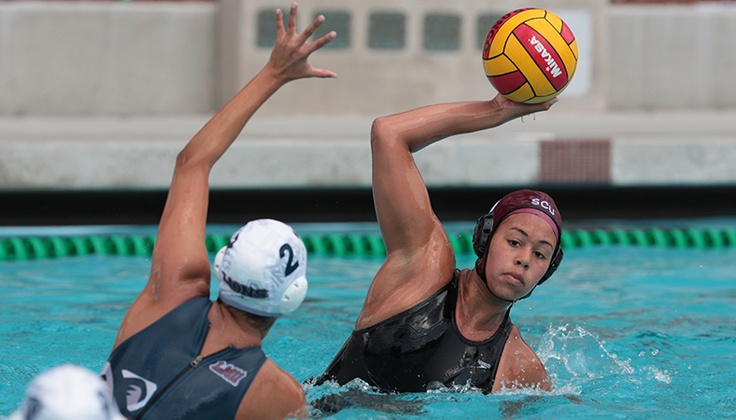 SCU Women's Water Polo  #scu #broncos #santaclara #college #waterpolo