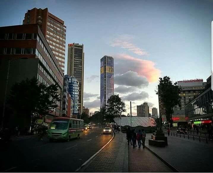 Bogotá D.C. - Centro Internacional