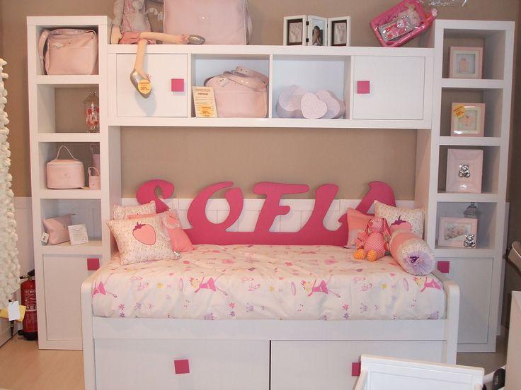 Mejores 78 im genes de dormitorios juveniles en pinterest for Dormitorios juveniles para ninos