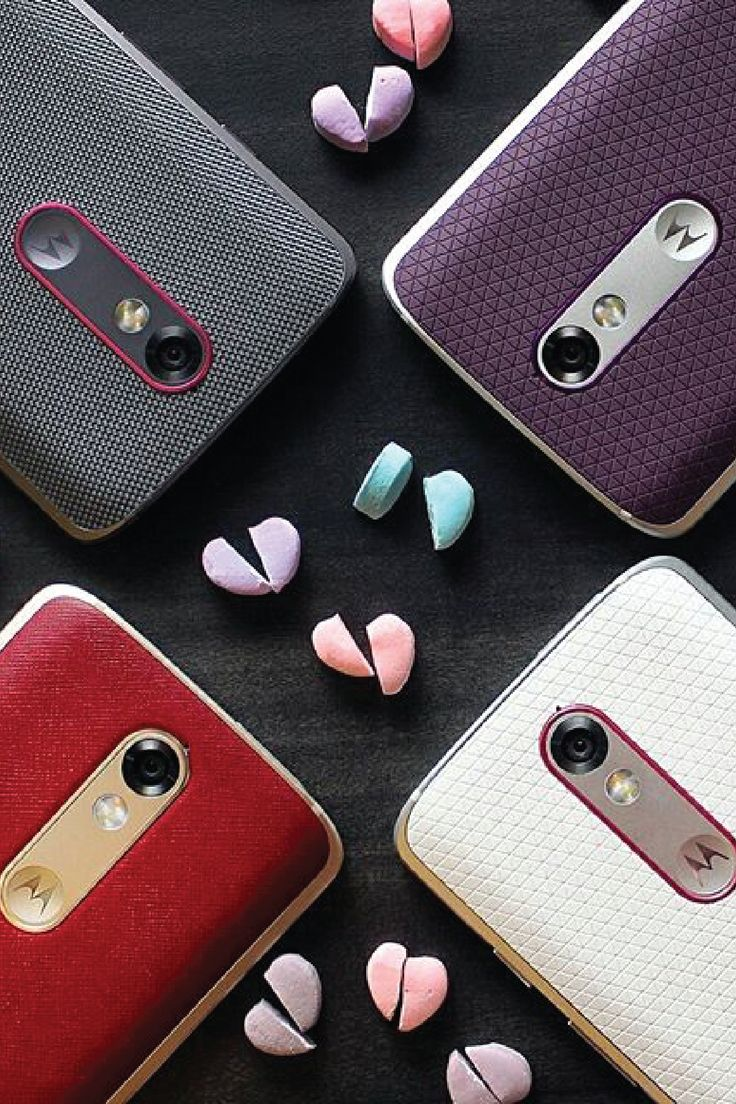 Give him a gift that stands out, with the completely customizable DROID Turbo 2 that features the world's first shatterproof display. With TurboPower charging and Moto Enhancements, it's the mobile phone that works as hard as he does. Click to see all of Motorola's Valentine's Day gift ideas.