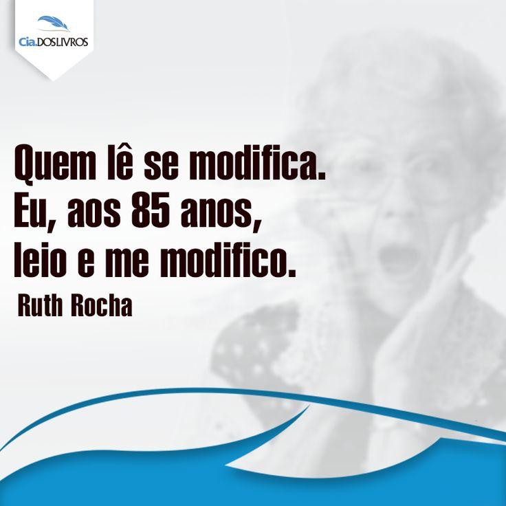 Modificamos opiniões, sentimentos, sonhos... #BomDia em companhia da Cia.!!! ;)