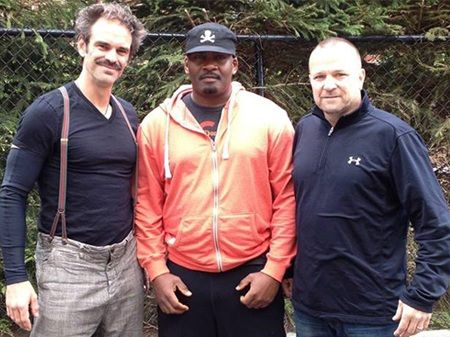 #Interview with guys behind the voice of actors Trevor, Franklin, and  Michael  #gta5news #gta5