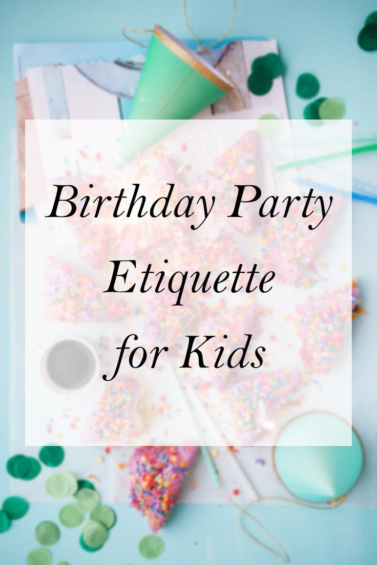 Dating birthday etiquette