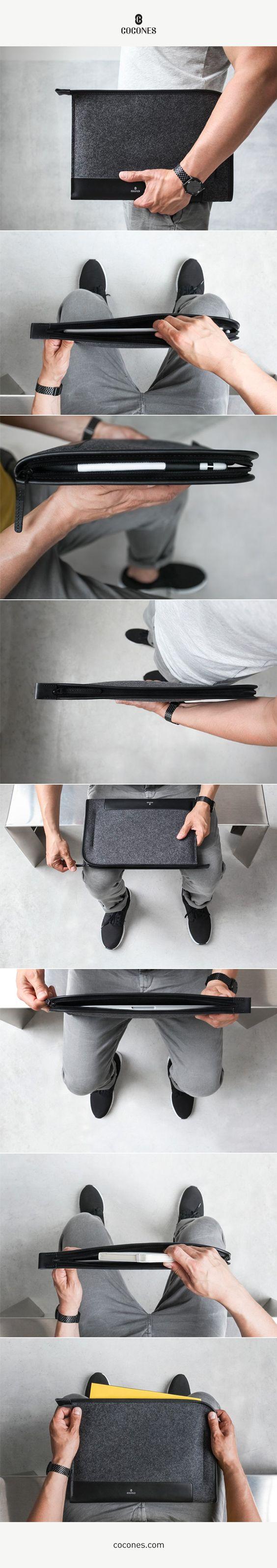 Cocones Grapher Folio Case - iPad Pro, MacBook Air/Pro