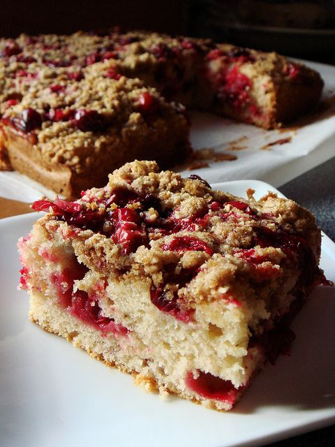 Cranberry Buckle at Dessert By Candy | Their Dish & My Dish | Pintere ...