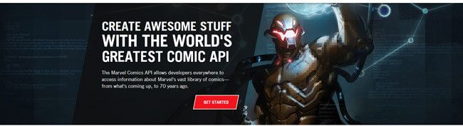 Marvel API