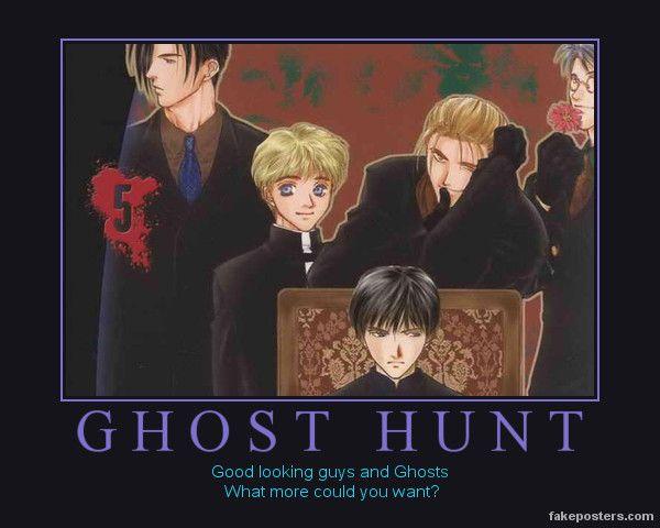 Ghost Hunt by XxAnnoyingxX