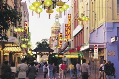 Chinatown, Sydney Australia