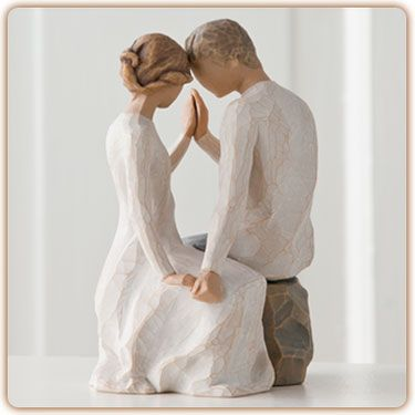 Willow Tree Figurine - Around You