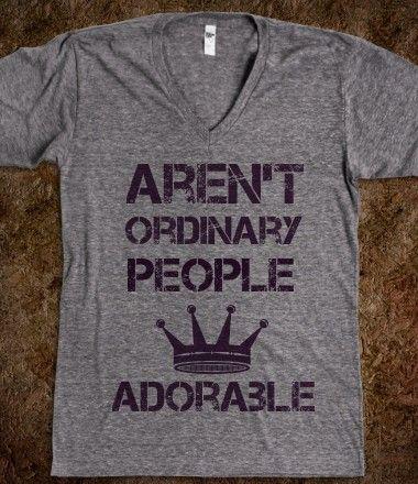Oooooo.....I really want this shirt! Not just because it's Sherlock, but because I really think this way.