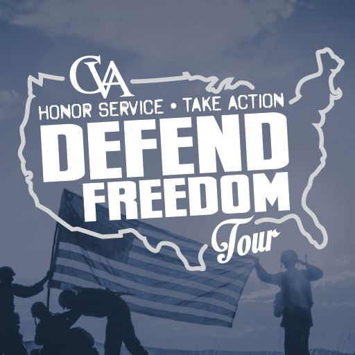 The Defend Freedom Bus Tour will travel across a dozen states over three weeks featuring veterans, military families, and patriotic Americans helping take our message of service, freedom, and action on the road and straight to the people.