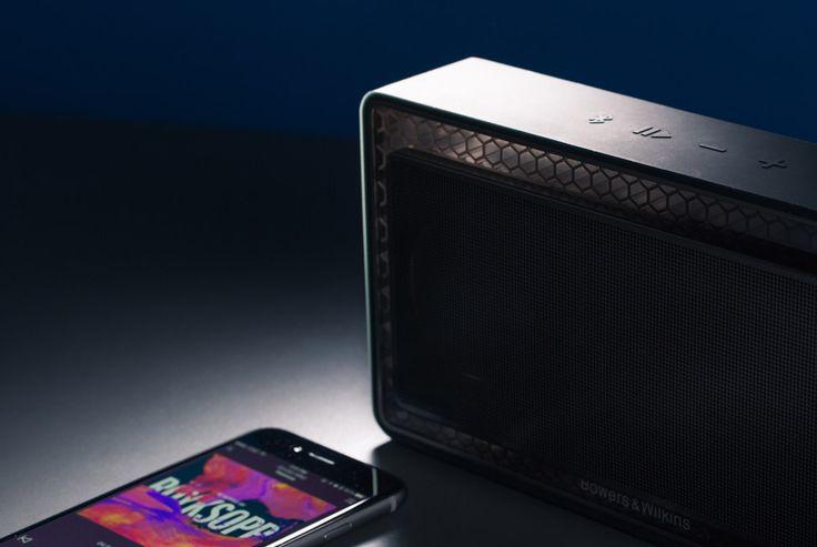 HI-FI ON THE GO The 5 Best Hi-Fi Bluetooth Speakers By TOM SAMILJAN 6.3.15 -Gear Patrol