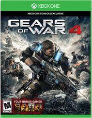 Boxshot: Gears of War 4 by Microsoft