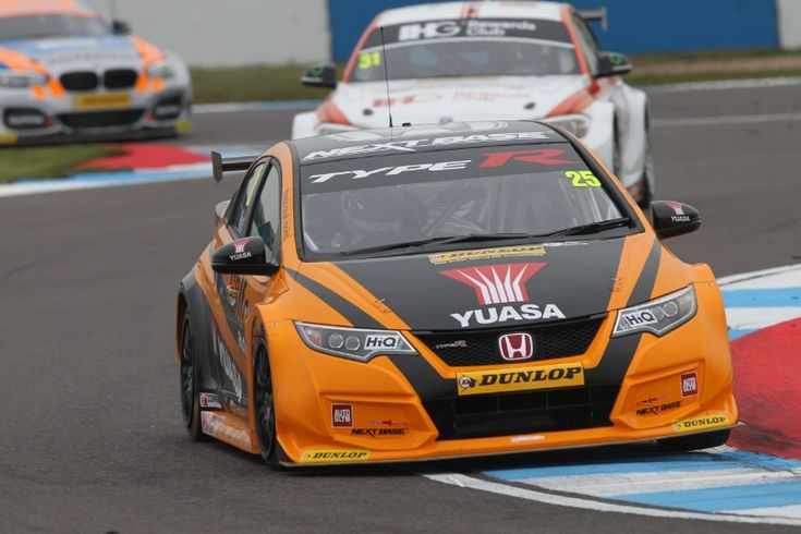 the motoring world honda yuasa btcc has a poor weekend. Black Bedroom Furniture Sets. Home Design Ideas